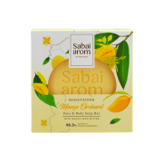 Sabai-Arom mango orchard face and body soap